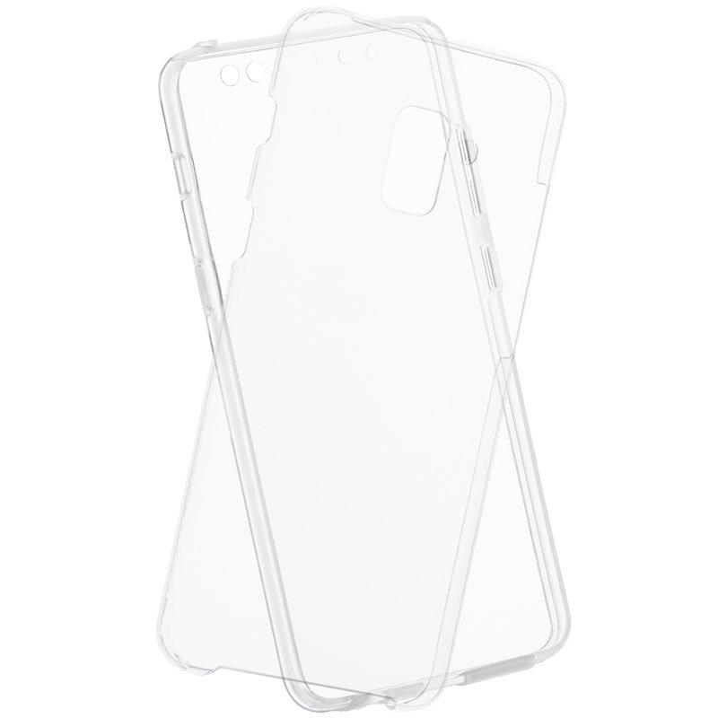 Husa Samsung Galaxy A8 Plus 2018 A730 FullCover 360 - Transparent
