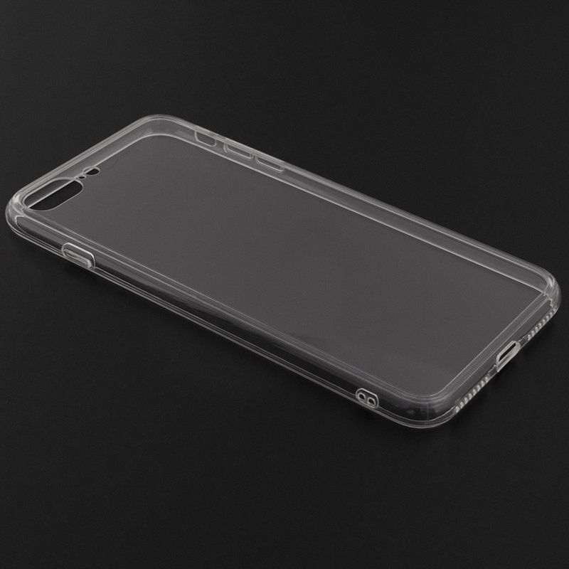 Husa iPhone 7 Plus TPU UltraSlim Transparent