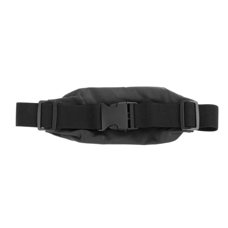 Husa Tip Curea Multi Cu Un Singur Buzunar Transparent 5.5 inch - Negru