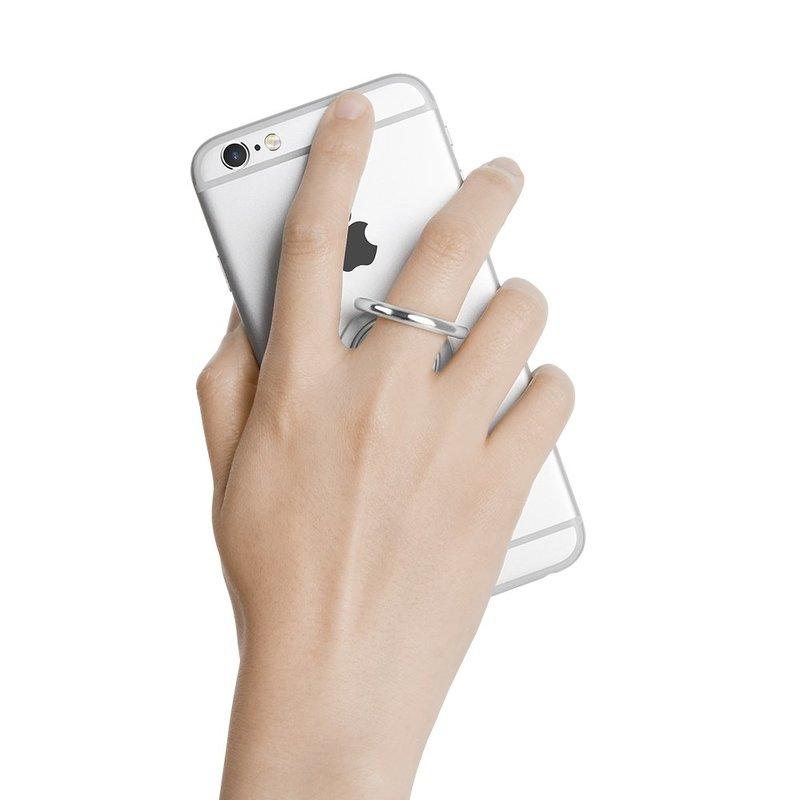 Suport Telefon/Tableta Mercury Ring - Silver