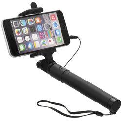 Suport Selfie Stick Conexiune Jack 3.5mm Blun - Negru