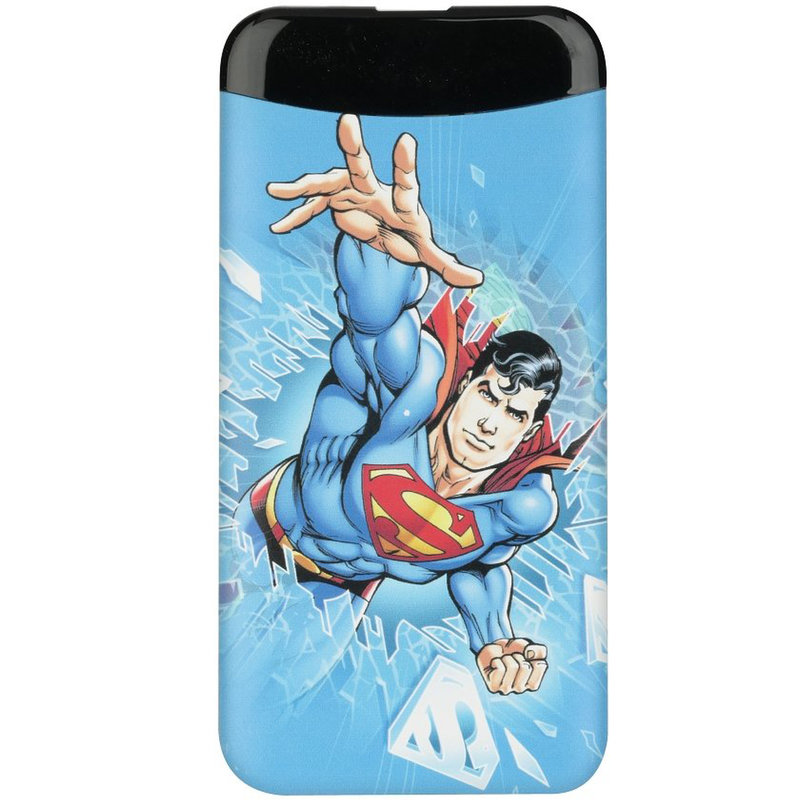 Acumulator extern 6000 mAh DC Comics- Superman