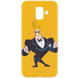 Husa Samsung Galaxy A6 2018 Cu Licenta Cartoon Network - Johnny Bravo