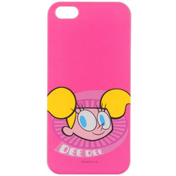 Husa iPhone 5 / 5s / SE Cu Licenta Cartoon Network - Dee Dee