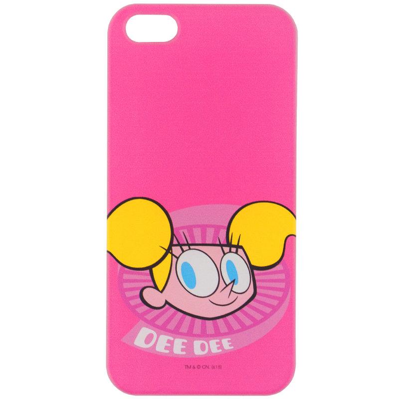 Husa iPhone 5 / 5s / SE Cu Licenta Cartoon Network - Dee Dee