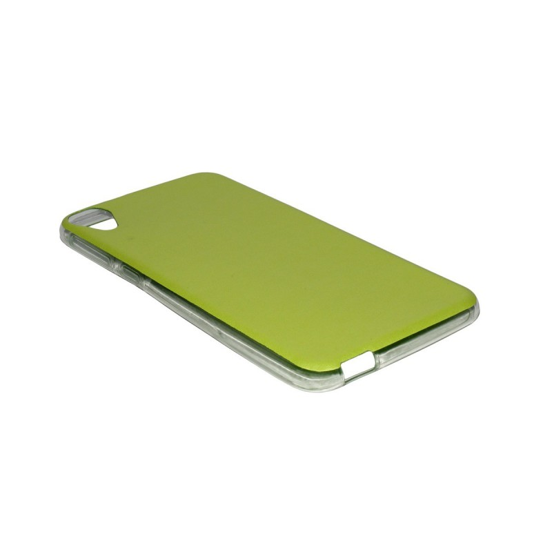 Husa HTC Desire 820 Jelly Leather - Verde