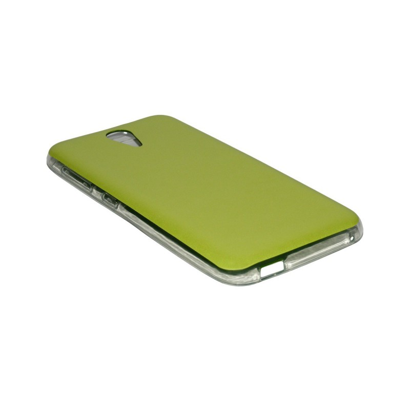 Husa HTC Desire 620 Jelly Leather - Verde