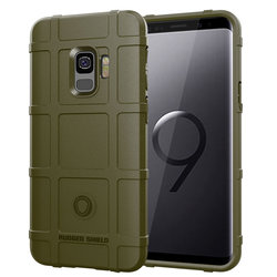 Husa Armor Samsung Galaxy S9 Mobster Shield - Verde