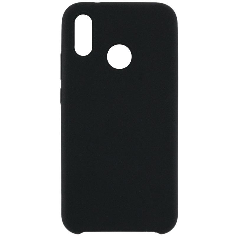Husa Huawei P20 Lite Silicon Soft Touch - Negru