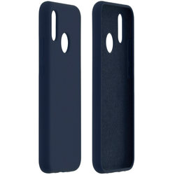 Husa Huawei P20 Lite Silicon Soft Touch - Albastru Inchis
