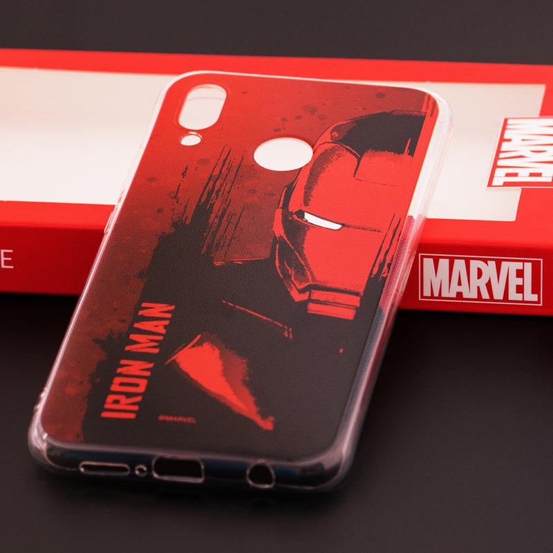 Husa Huawei P20 Lite Cu Licenta Marvel - Ironman