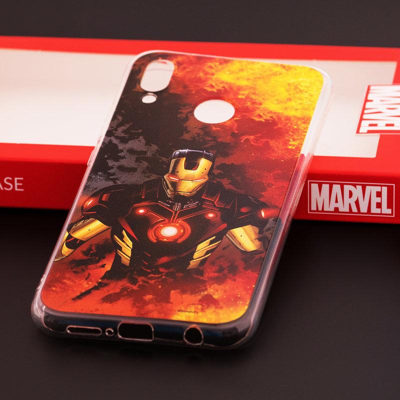 Husa Huawei P20 Lite Cu Licenta Marvel - Ironman Classic
