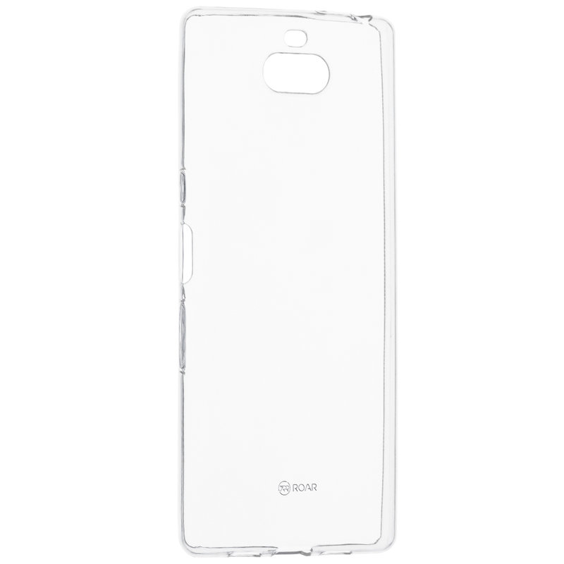 Husa Sony Xperia 10 Roar Colorful Jelly Case - Transparent