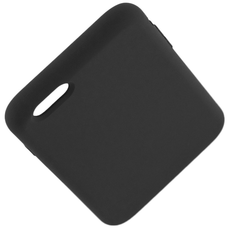 Husa iPhone 6 / 6S Silicon Soft Touch - Negru