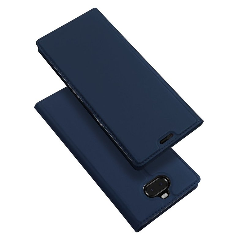 Husa Sony Xperia 10 Dux Ducis Flip Stand Book - Albastru
