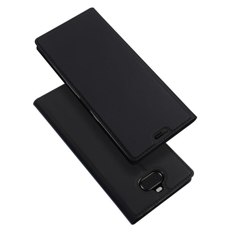 Husa Sony Xperia 10 Dux Ducis Flip Stand Book - Negru
