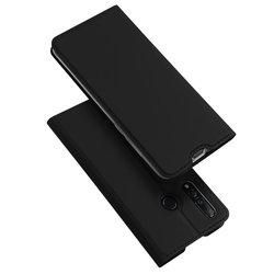 Husa Huawei Nova 4 Dux Ducis Flip Stand Book - Negru