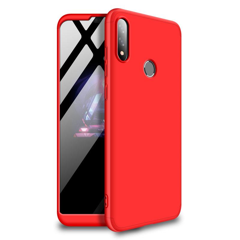 Husa Asus Zenfone Max Pro M2 ZB631KL GKK 360 Full Cover Rosu