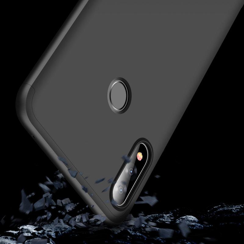 Husa Asus Zenfone Max Pro M2 ZB631KL GKK 360 Full Cover Negru