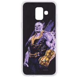 Husa Samsung Galaxy A6 2018 Cu Licenta Marvel - Thanos