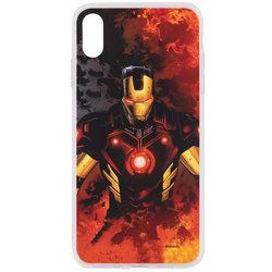 Husa iPhone XS Max Cu Licenta Marvel - Ironman Classic