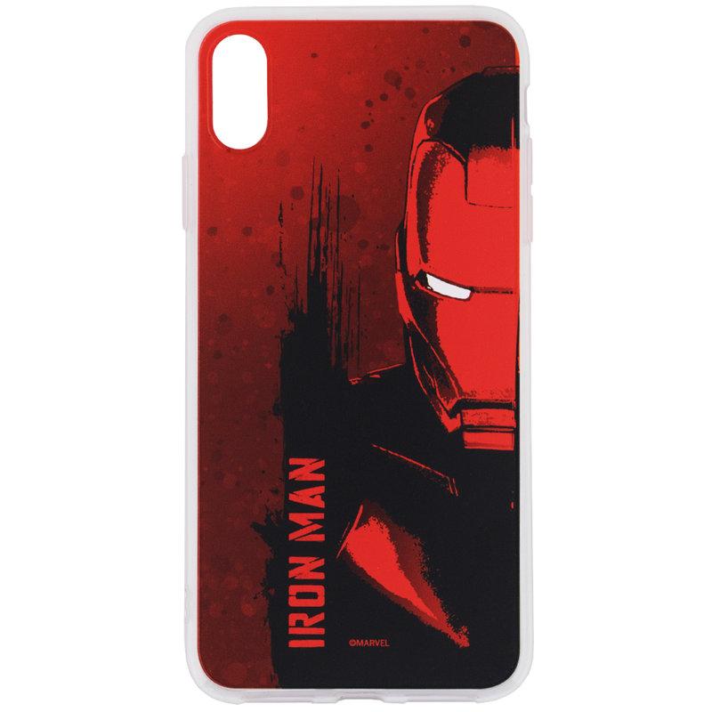 Husa iPhone XS Max Cu Licenta Marvel - Ironman