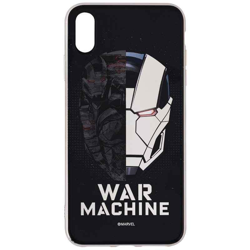 Husa iPhone XS Max Cu Licenta Marvel - War Machine