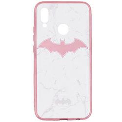 Husa Huawei P20 Lite Cu Licenta DC Comics - White Batman