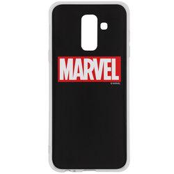 Husa Samsung Galaxy A6 Plus 2018 Cu Licenta Marvel - Marvel