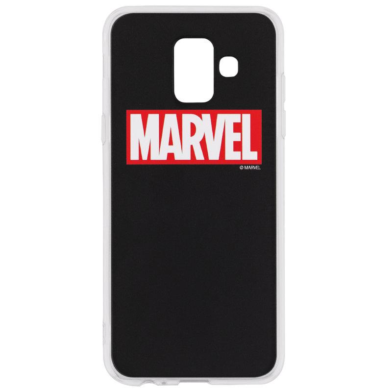 Husa Samsung Galaxy A6 2018 Cu Licenta Marvel - Marvel