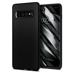 Carcasa Samsung Galaxy S10 Spigen Liquid Air - Black