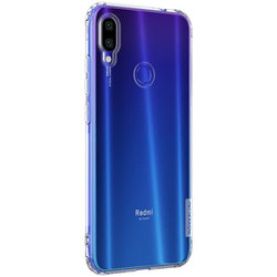 Husa Xiaomi Redmi Note 7 Nillkin Nature UltraSlim Transparent