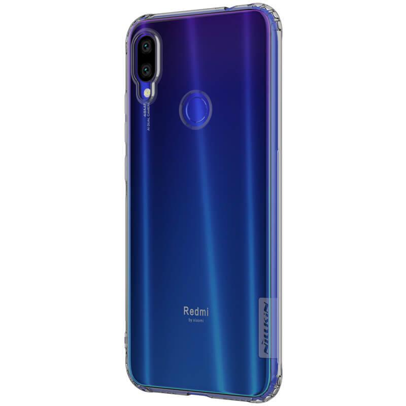 Husa Xiaomi Redmi Note 7 Nillkin Nature UltraSlim Fumuriu