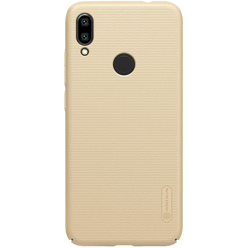 Husa Xiaomi Redmi Note 7 Nillkin Frosted Gold