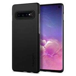 Bumper Spigen Samsung Galaxy S10 Thin Fit - Black