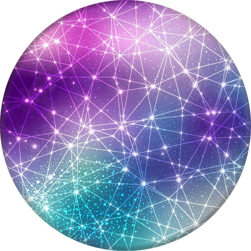 Popsockets Original, Suport Cu Functii Multiple - Starry Constellation