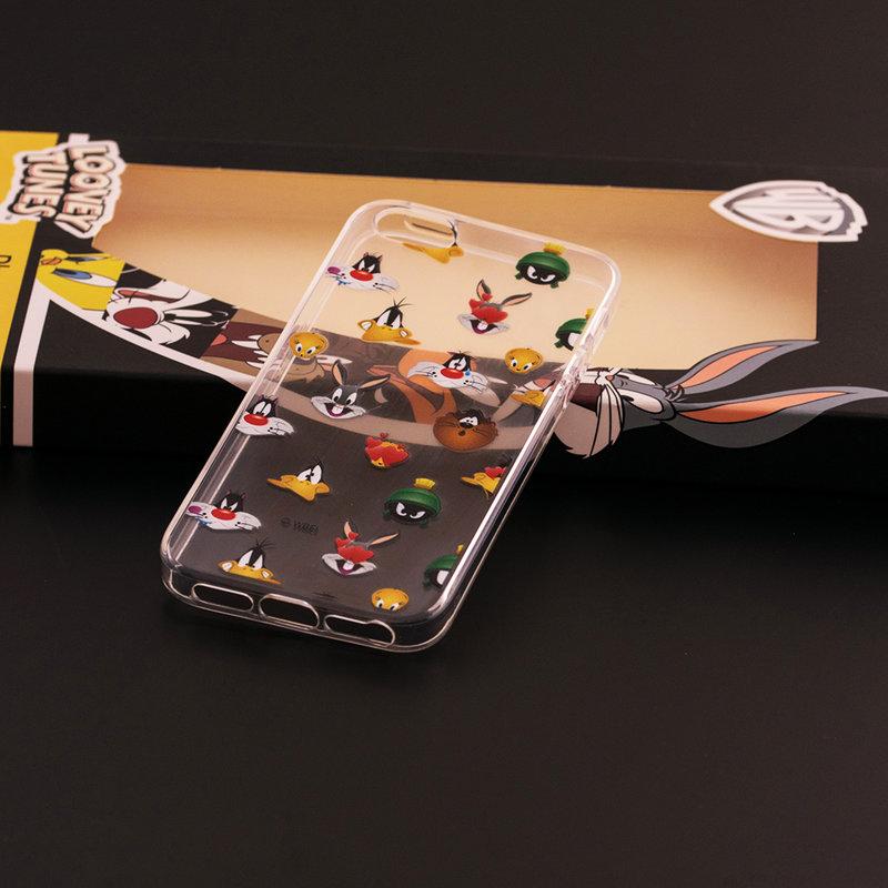 Husa iPhone 5 / 5s / SE Cu Licenta Looney Tunes - Looney Tunes Ultra