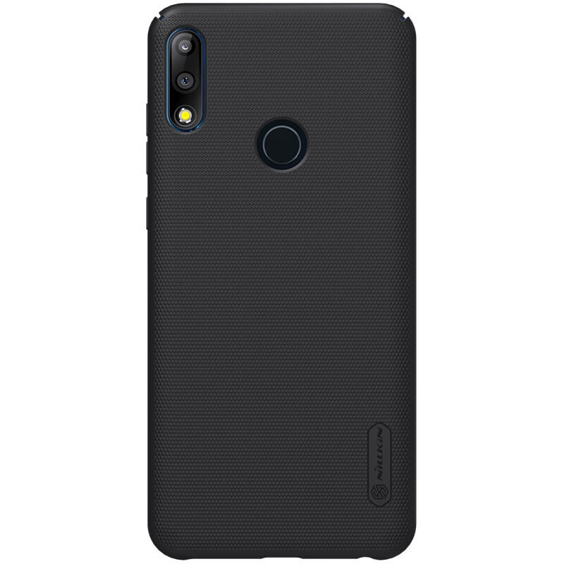 Husa Asus Zenfone Max Pro M2 ZB631KL Nillkin Frosted Black