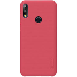 Husa Asus Zenfone Max Pro M2 ZB631KL Nillkin Frosted Red