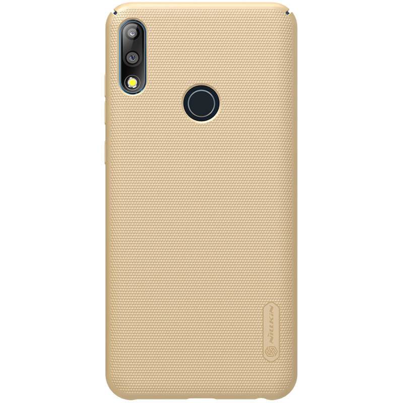 Husa Asus Zenfone Max Pro M2 ZB631KL Nillkin Frosted Gold