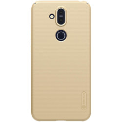Husa Nokia 8.1 Nillkin Frosted Gold