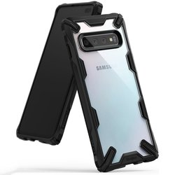Husa Samsung Galaxy S10 Plus Ringke Fusion X - Black