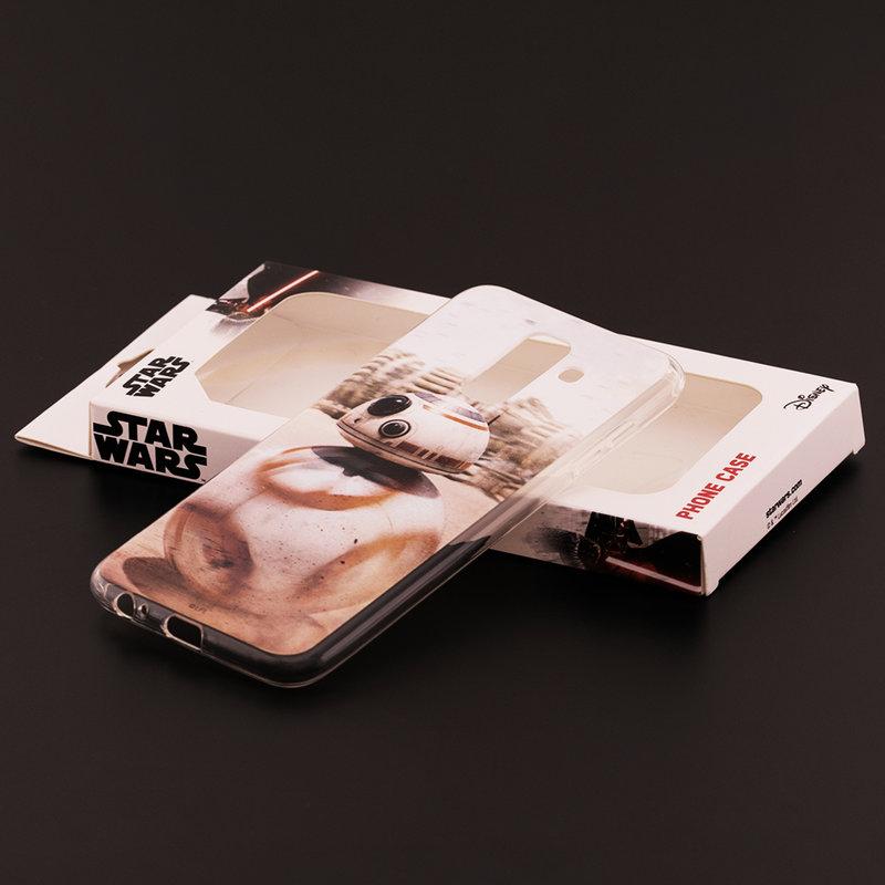 Husa Samsung Galaxy A6 Plus 2018 Cu Licenta Disney - Star Wars BB-8