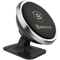 Suport Auto Magnetic Baseus 360 Pentru Telefon - Silver