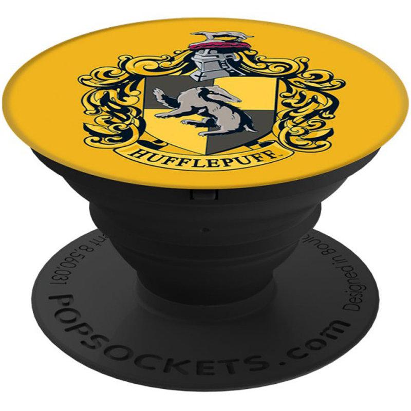 Popsockets Original, Suport Cu Functii Multiple - Harry Potter Hufflepuff