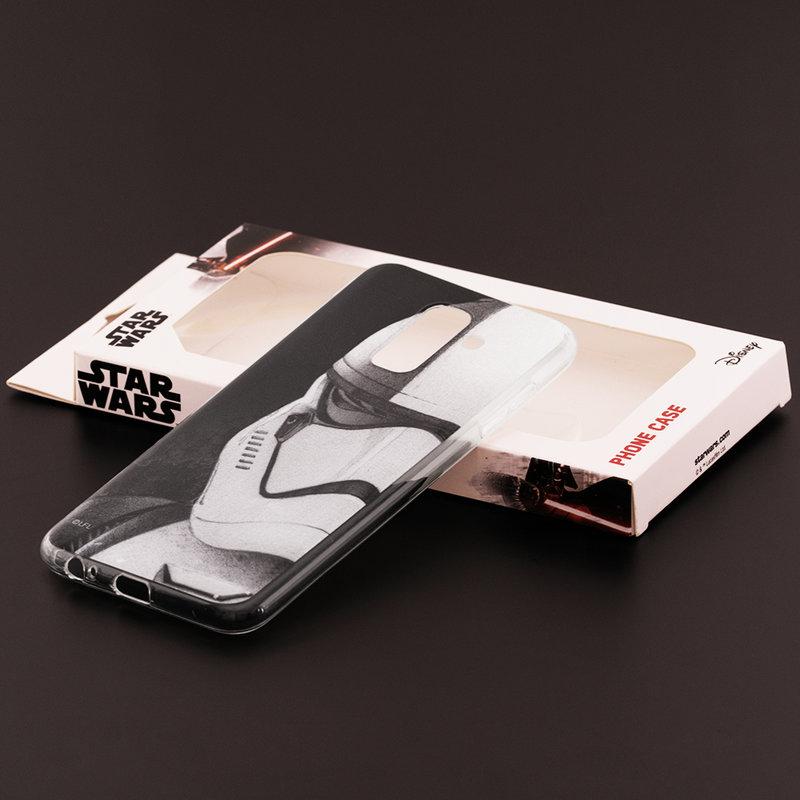 Husa Samsung Galaxy A6 Plus 2018 Cu Licenta Disney - Star Wars Stormtroopers