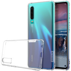 Husa Huawei P30 Nillkin Nature UltraSlim Transparent