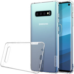 Husa Samsung Galaxy S10 Nillkin Nature UltraSlim Transparent