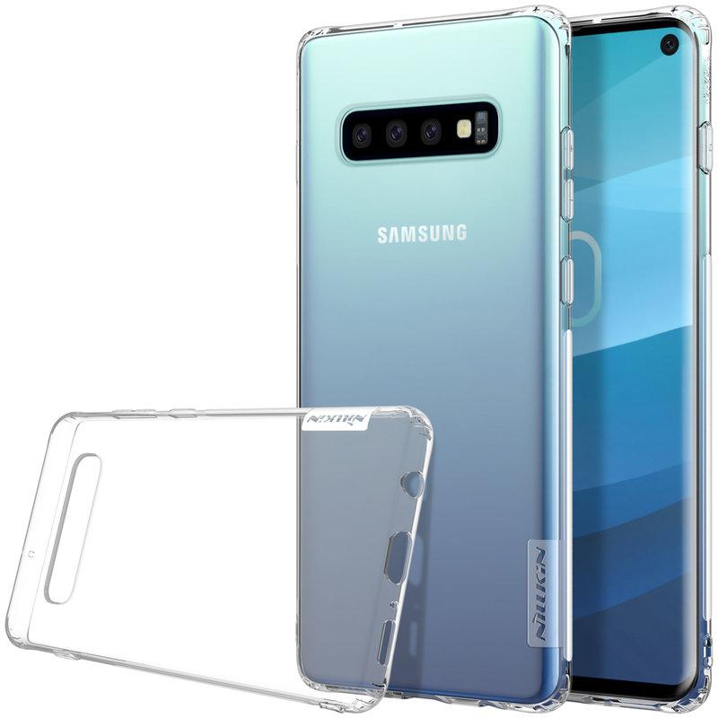 Husa Samsung Galaxy S10 Nillkin Nature UltraSlim Transparent