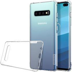 Husa Samsung Galaxy S10 Plus Nillkin Nature UltraSlim Transparent